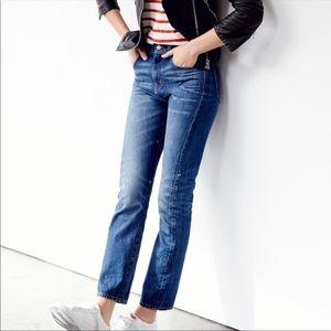 Madewell Jeans Cruiser Straight High Rise F6086